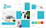 Szablon PowerPoint Z  Zafra - Minimal Presentation #79184