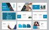 "PowerPoint šablona ""Minimalis"" Velký screenshot"