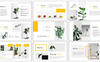 Clean Minimal PowerPoint Template Big Screenshot