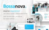 """Bossanova -"" modèle PowerPoint adaptatif"