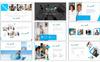 Modèle PowerPoint adaptatif Graphismes Grande capture d'écran