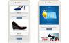 """""""Email responsive marketing offers"""" modèle Bulletin adaptatif Grande capture d'écran"""