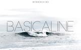 """Schriftart namens """"Basicaline Font Family - Sans Serif"""""""