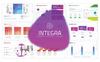 """PowerPoint Vorlage namens """"Integra"""" Großer Screenshot"""