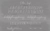 Callem Script Betűtípus Nagy méretű képernyőkép