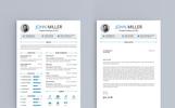 John Miller - Resume Template