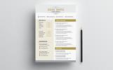 John Smith - Resume Template