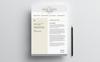 John Smith - Resume Template Big Screenshot