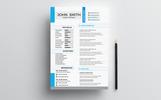 Szablon resume John Smith #77713