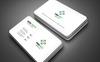 Clean & Clear Business Card Corporate Identity Template Big Screenshot