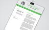 John Smith Resume Template Big Screenshot