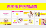 Fashion Magazine - PowerPoint Template