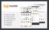 Responsive Naomi - Book Store Prestashop Teması Büyük Ekran Görüntüsü