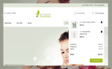 Responsivt Gloriea Spa & Beauty PrestaShop-tema