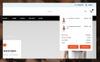 """Responzivní OpenCart šablona """"Mark"""" Velký screenshot"""