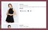 """Responzivní OpenCart šablona """"StarMode"""" Velký screenshot"""