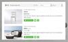 """Homestyle"" thème OpenCart adaptatif Grande capture d'écran"