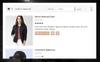 """Tema OpenCart Responsive #80262 """"Covet"""" Screenshot grande"""