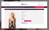 """OpenCart Vorlage namens """"Relique"""" Großer Screenshot"""