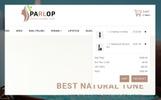 "OpenCart Vorlage namens ""Parlop Constmatics Shop"""