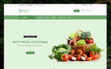 Responsywny szablon OpenCart Metro Grocery and Vegetables #80950