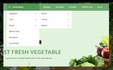 """Metro Grocery and Vegetables"" thème OpenCart adaptatif"
