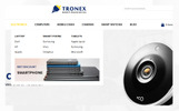 "Template PrestaShop Responsive #82180 ""Tronex Electronics Shop"""