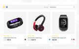 """Tronex Electronics Shop"" Responsive PrestaShop Thema"