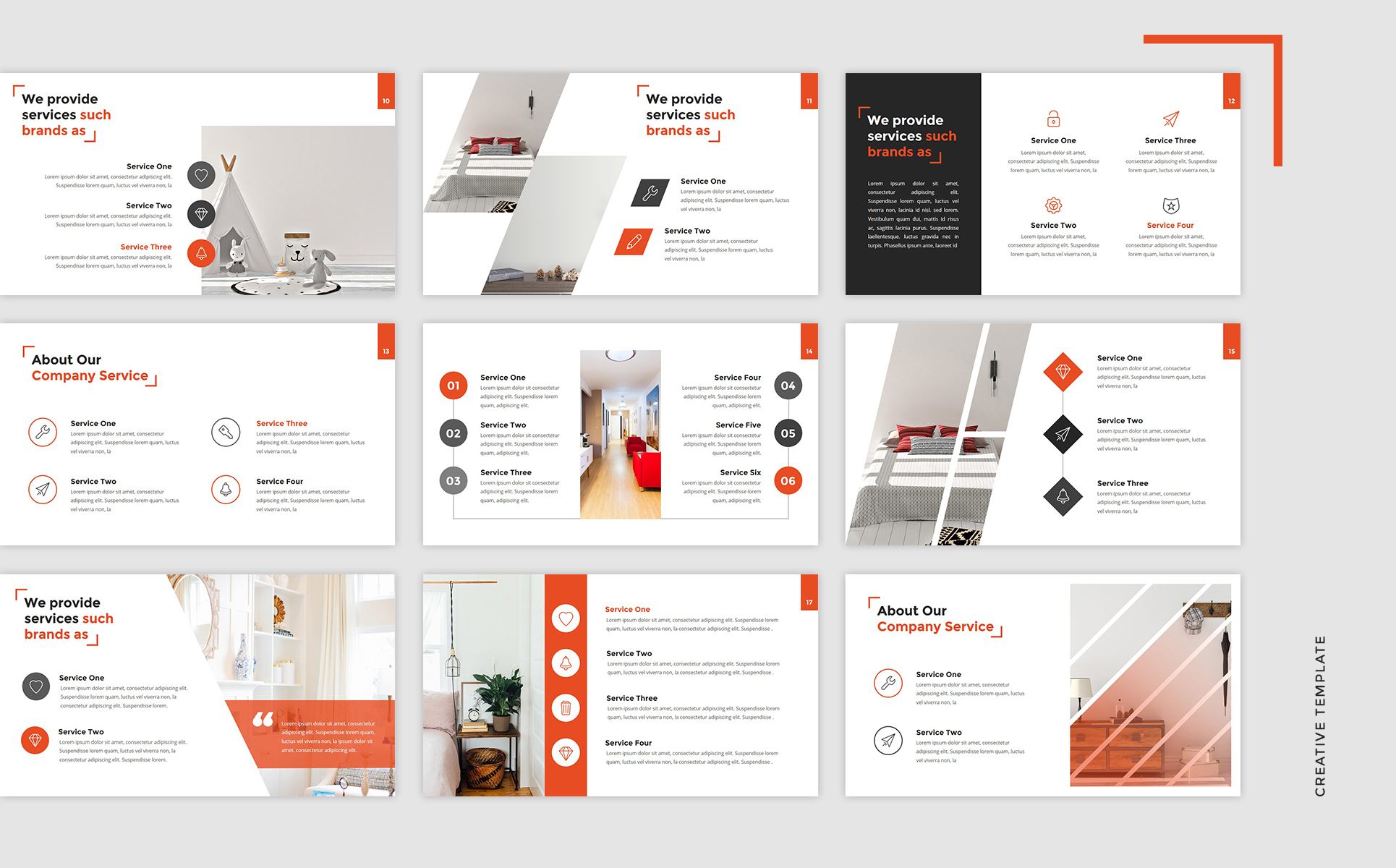 Bera - Creative PowerPoint Template