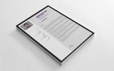 Jonathan Doe CV Resume Template