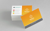 Neha Corporate Business Card Corporate Identity Template
