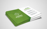 "Фирменный стиль ""Green Corporate Business Card"""