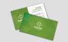 """Фирменный стиль """"Green Corporate Business Card"""" Большой скриншот"""
