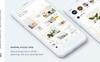 Minimal Instagram Puzzle Grid Social Media Big Screenshot