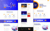 SEOFLAS | Business SEO Agency PSD Template Big Screenshot