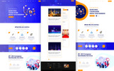 SEOFLAS | Business SEO Agency PSD Template