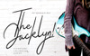 The Jacklyn Signature Font Big Screenshot