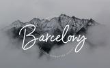 Barcelony Signature Font