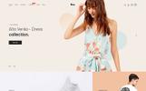 """WooCommerce Theme namens """"Noe - Stylish & Fashion"""""""