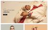 """WooCommerce Theme namens """"Noe - Stylish & Fashion"""" Großer Screenshot"""
