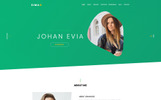 SIMAO - Porfolio HTML5 Responsive Landing Page Template