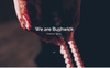 "Tema Joomla Responsive #78069 ""Bushwick - One-Page Helix Ultimate With Page Builder 