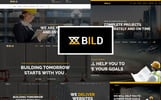 Reszponzív Bild | Building, Construction Multi-Purpose Helix Ultimate With Page Builder | Business Joomla sablon