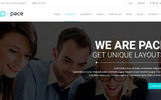 Pace - Responsive MultiPurpose Joomla Template