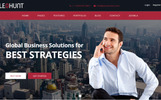 "Template Joomla #78862 ""LeoHunt - Responsive Multi-Purpose"""