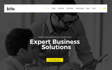 "Joomla Vorlage namens ""Brite 