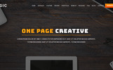 Magic - Multipurpose Onepage With Page Builder | Business Joomla Template