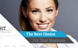 Slight Business - Responsive Corporate Multipurpose Joomla Template