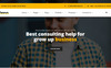 "Responzivní Joomla šablona ""Dana - Corporate Business Multi-Purpose Responsive Joomla Template with Page Builder 