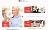 TopBiz - Responsive Corporate Template Joomla №80117
